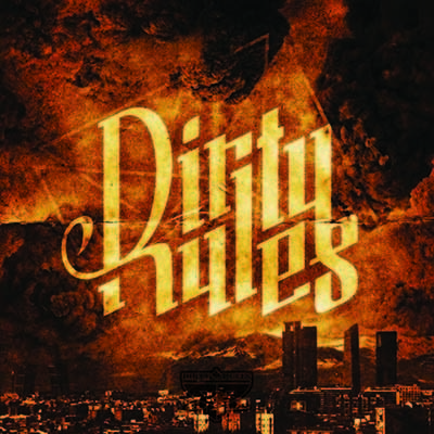 Caratula EP Dirty Rules