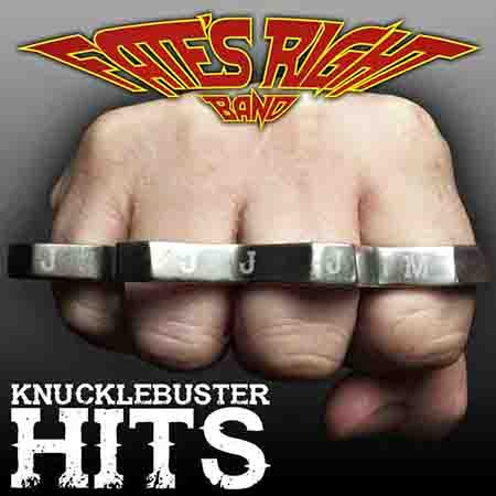Caratula Knucklebuster Hits