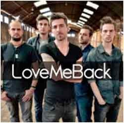 Caratula LoveMeBack
